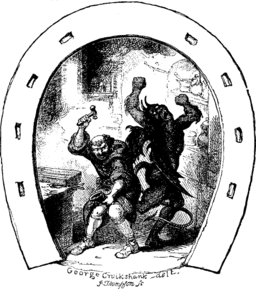 Dunstan and the Devil