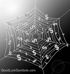 Money Spider Superstition