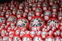daruma goal dolls Japan