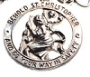Saint Christopher medallion