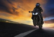 motorcycle amulet