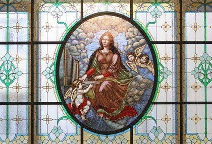 Saint Cecilia story