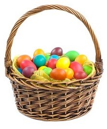 Easter egg legend