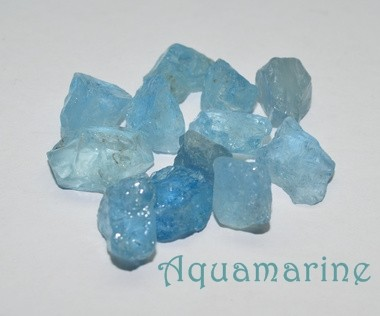 Aquamarine Gemstone Birthstone March