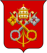 Coat of arms Holy See