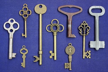 Key Symbolism And Meaning A Lucky Symbol And Talisman
