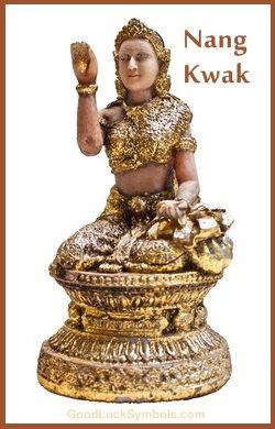 Nang Kwak Thai Wealth Goddess