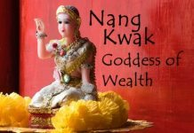 Nang Kwak Wealth Goddess