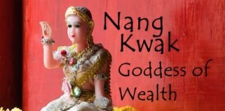 Nang Kwak Wealth Goddess