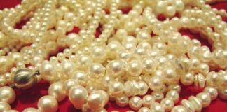 Pearls June birthstone