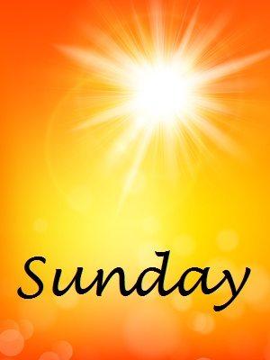 Sunday Meaning