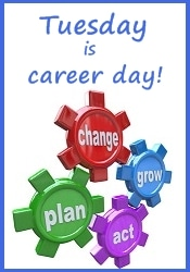 Tuesday career day