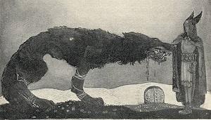 tyr-and-fenrir-john-bauer