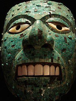 Xiuhtecuhtli mask