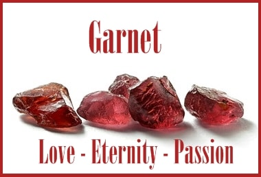Garnet stone meaning
