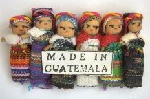 Worry Dolls Guatemalan Dolls Deal With Your Troubles