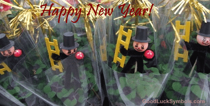 chimney sweep happy new year
