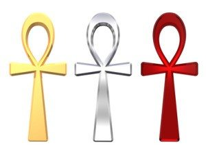 Ankh the egyptian cross symbol meaning aloadofball Image collections