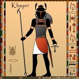 Khepri Egyptian God