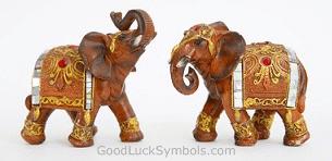 elephants for good luck