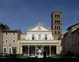 Church of Saint Cecilia Rome