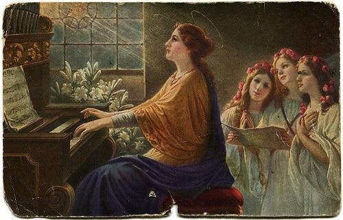 Saint Cecilia of Rome