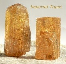 Imperial topaz