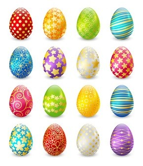 Easter Eggs Easter Bunny Symbol And Legends