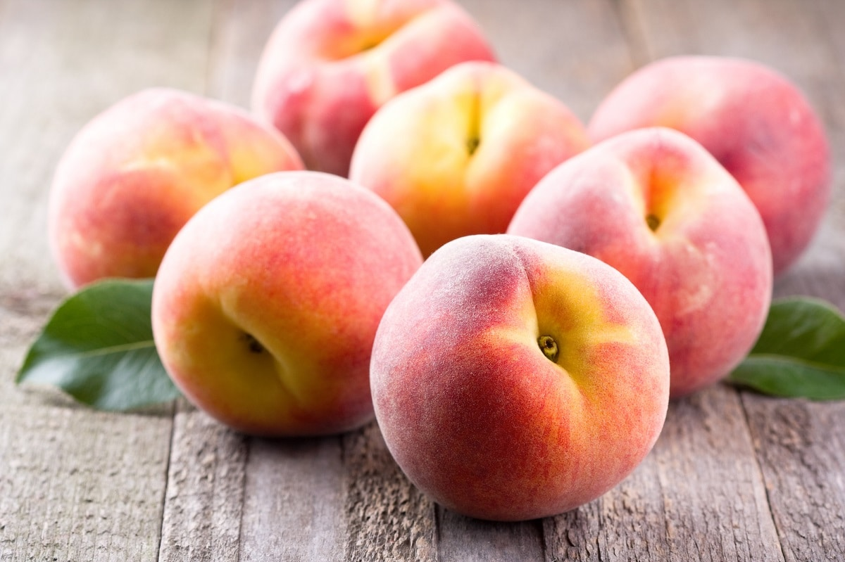 peach legend symbolism