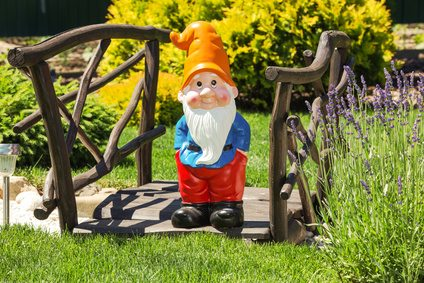 garden gnomes meaning and symbolism - Gnome Garden