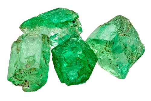Emerald crystals meaning