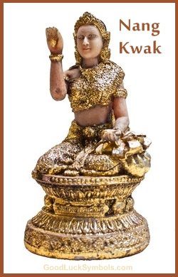 Nang Kwak Thai Wealth Goddess