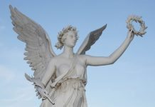 goddess Nike victory