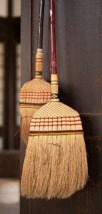 Broom Superstitions