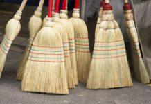 broom symbolism