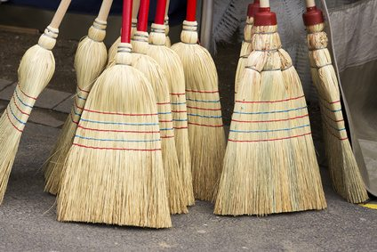 Broom And Sweeping Superstitions And Symbolism