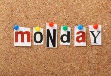 Monday Symbolism