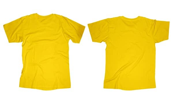 yellow clothes unlucky