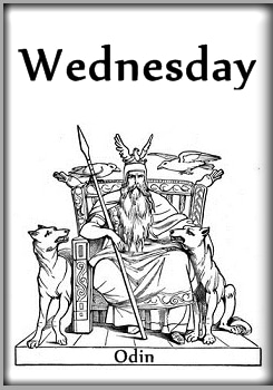 Wednesday meaning