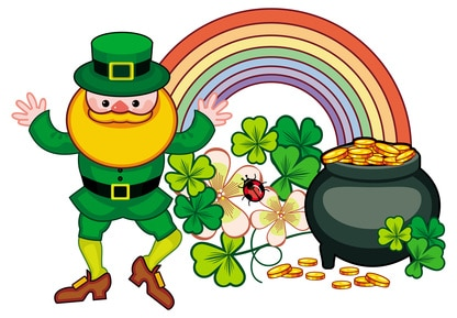 Leprechaun the irish good luck symbol in folklore altavistaventures