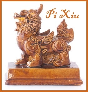 Pi Xiu Pi Yao wealth symbol