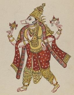 Vishnu Varaha Boar