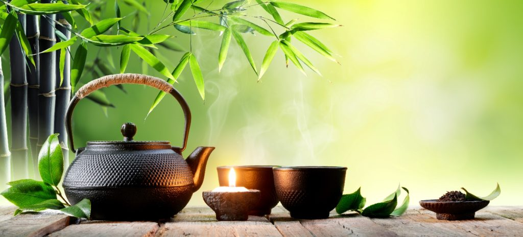 Superstitions and Symbols in a Cup of Tea