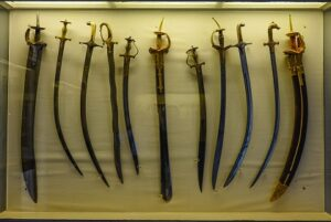 Ancient weapons India