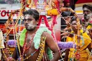 Thaipusam Festival India