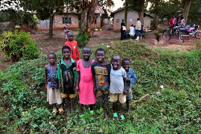 children in Uganda Beliefs
