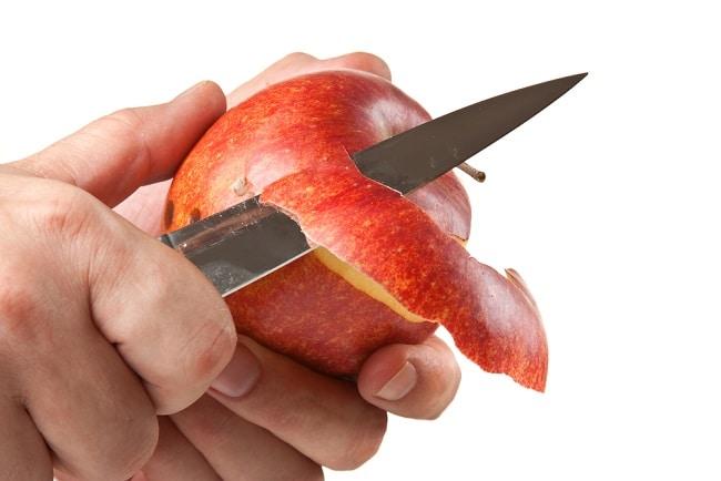 Irish Apple Peel ritual