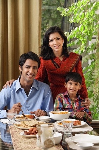 Meal Superstitions in India