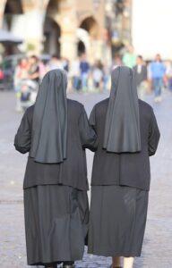 Nuns lucky unlucky