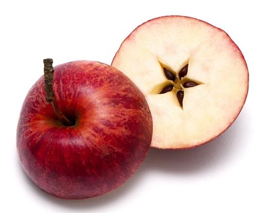 apple pentagram symbol